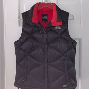 The North Face Goose Down Vest!Excellent Condition